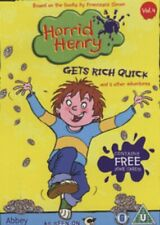 Horrid Henry Gets Rich Quick DVD *NEW & SEALED*