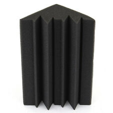 1PC Studio Corner Soundproof Foam Acoustic Bass Trap Sound-absorbing Insulation
