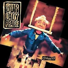 Clumsy by Our Lady Peace (CD, 1997, Columbia (USA)) (promo) FREE SHIPPING