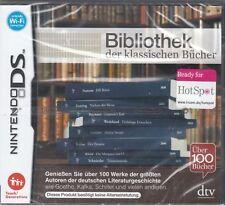 Bibliothek der klassischen Bücher - Nintendo DS - Neu / OVP
