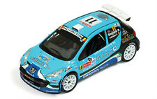 Peugeot 207 S2000 IRC #9, Snijers 2010 Rallye Ypres, IXO RAM439  Diecast  1/43