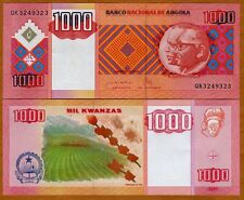 Angola, 1000 (1000) Kwanzas, 2011, P-New, UNC