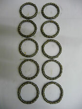 "5 PAIRS of 1"" 1/8 HEADSET MOUNTAIN BIKE CYCLE BEARINGS 1-1/8"" OVERSIZE SCOOTER"