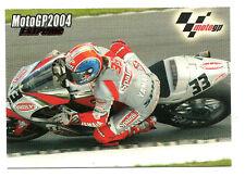 Marco Melandri   2004 MotoGP Extreme Card