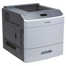 Lexmark T654N Laser Printer Refurbished with 90-day warranty T654 55PPM, 256MB
