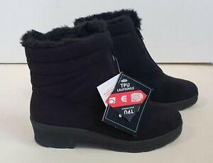 Rohde Women Winter Black Boots Size EUR 40