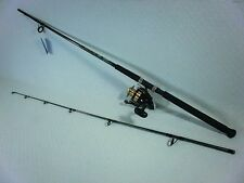 Fxs 8' Mh Spinning Rod With Daiwa Sweepfire 5000-2B Reel Combo (Kvspmr0219)