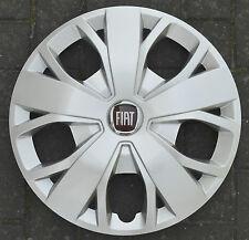 4 Radblenden/Zierkappen 16 Zoll FIAT Ducato für Stahlfelgen