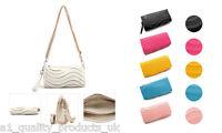 New - Ladies Clutch Bags, + 2 Straps, Wave Design, BNIB, Wedding Party bag purse