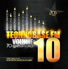 Compilation Techno Musik CD