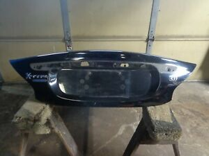 01-08 Jaguar XType OEM Factory Trunk Rear Deck Lid 02 03 04 05 06 07 Sedan Shell
