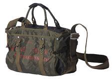 MFH PURE TRASH Handtasche mit Schultergurt Groß Schultertasche Umhängetasche