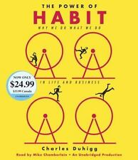 The Power of Habit: Why We Do What We Do in Life and Business (CD)