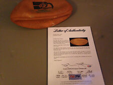 PSA/DNA 1981 Seattle Seahawks Leather Football Signed Team Ball Largent Zorn