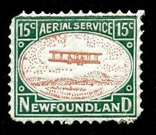 Canada - Newfoundland - 15¢ Aerial Services - 1931 Roessler Forged Essay