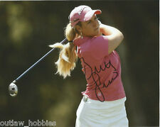 Lpga Brittany Lincicome Autographed Signed 8x10 Photo Coa A