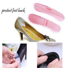 1 Paar   Feine Gel Fersenkissen Silikon Einlagen Fußpflege Schuh Einlagen Pads