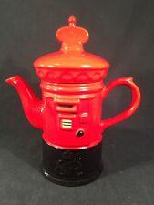P&K Novelty Letter Box Teapot (ref B223)