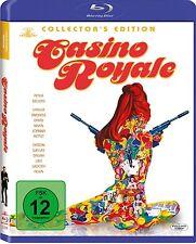CASINO ROYALE (Peter Sellers, Ursula Andress, David Niven) Blu-ray Disc NEU+OVP