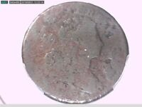 1803 Large Cent PCGS Genuine Damage-G Detail Small date, Sm Frac 84667374 Video