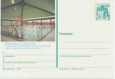 BRD 2350 NEUMÜNSTER Schwimmbad (Auflage nur 20,000)