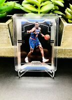 2019-20 Panini Prizm RJ BARRETT RC #250 Rookie Base Card New York Knicks 📈🔥