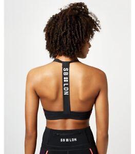 Sweaty Betty Upbeat Padded Workout Bra Size XS SB1250-B13