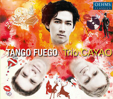 CD de musique classique tango