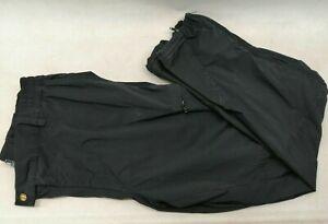 Keela Cargo Trousers Black Uniform Patrol Duty Security Officer Hiking Grade 1