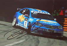 Rob Huff SIGNED Chevrolet Cruze  WTCC , Macau 2009