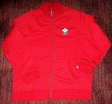 * CANADA OLYMPIC TEAM HBC * NEW Sweat Jacket XL Full Zip Heavyweight Authentic