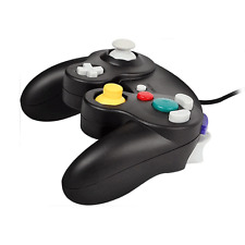 Game shock Controller pad for Nintendo GameCube NGC Wii Wired Gift