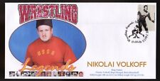Nikolai Volkoff Wrestling Legends Souvenir Cover