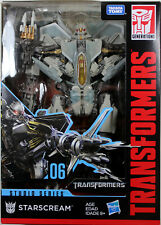Transformers: Studio Series ~ Decepticon STARSCREAM (#06) FIGURE ~ Voyager Class
