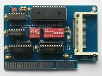 ISA CompactFlash Adapter - IDE for 8-Bit PC, XT CF LITE 4.1,  XTIDE Bootable