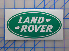 "Land Rover Decal Sticker 15"" 20"" Lift Range LR3 Classic Defender 90 Discovery"