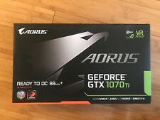 GIGABYTE AORUS GeForce GTX 1070 Ti 8GB Gaming Graphics Card