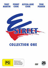 E STREET - COLLECTION ONE (25 DVD)  UK Compatible