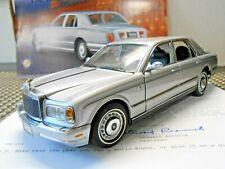 Franklin Mint 1:24 1998 Rolls Royce Silver Seraph W/ Brochure