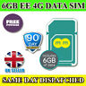 6GB EE Pre-Loaded DATA SIM Card Pay-As-You_Go For Mobile Broadband-Dongles-Wifi
