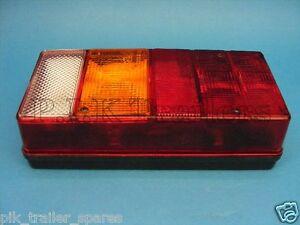 AJBA FP16 Multi Function Rear Trailer Light with Reverse Lamp  Phoenix Nugent