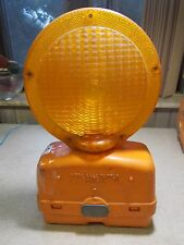 Work Safe Supply Construction Safety Barricade Signal Light *FREE SHIPPING*