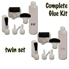 Two Glue Kits - each contain 8oz Bottle and 5 applicators - ideal for woodwork