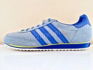 Adidas JEANS Blue UK 10 RARE OG *LIFESTYLE* Edition GENUINE SUPER RARE NEW
