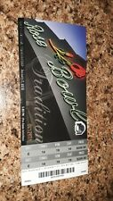 2010 Rose Bowl Alabama vs Texas BCS National Championship Game Ticket