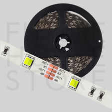 MAX-LED 5m Dual White LED Strip Warm Cold 12V Tape 5050 Diodes 3 Years Warranty