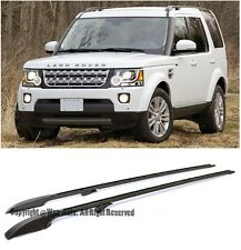 Long Version Roof Rail Luggage Carrier For 05-Up Land Rover Discovery LR3 LR4
