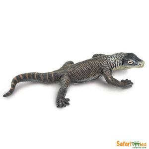 Safari ltd 100263 Komodo Dragon 5 7/8in Series Reptiles