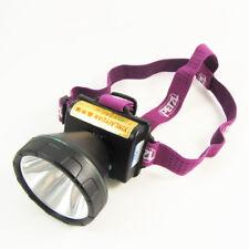 New Hunting Camping Light 10W 5600mAh 2-mode White LED Headlight Mining Spot