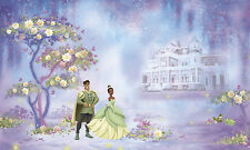 Princess and the Frog Wall Mural NEW Disney Prepasted Wallpaper Decor 10.5' x 6'
